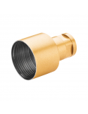"""Continuous Drilling Fitting 1"""" 1/4"""