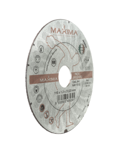 Meules Abrasives Inox Argent